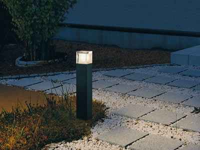 三協アルミ ガーデンライト